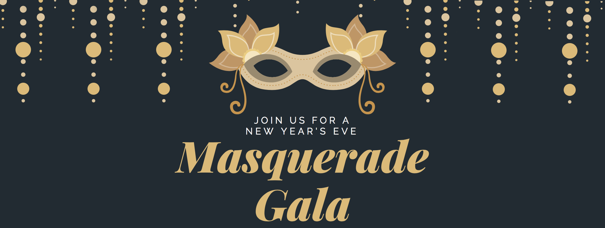 9ff6993fcd The Junior League of Eugene is inviting everyone to ring in 2019 at a New  Year s Eve Masquerade Gala. Held at Along Came Trudy in Springfield